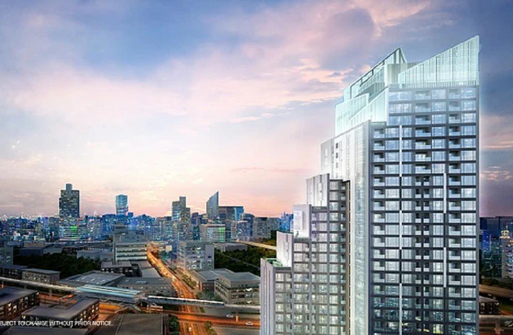 曼谷THE RICH NANA 公寓