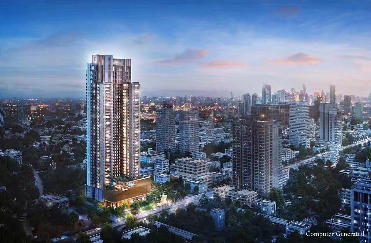 出售曼谷C Ekkamai 888号国际公寓