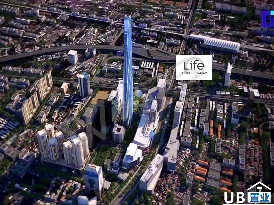 曼谷Life Asoke高级公寓